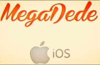 Megadede iOS