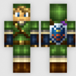 skin de The Legend of Zelda