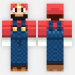 skin de Super Mario