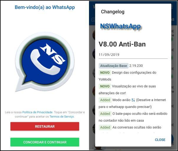 Mod NSWhatsApp
