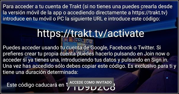 Registrarse OctoStream TV