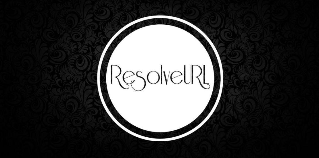 ResolveURL