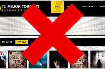 TuMejorTorrent no funciona