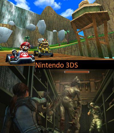 juegos de 3ds