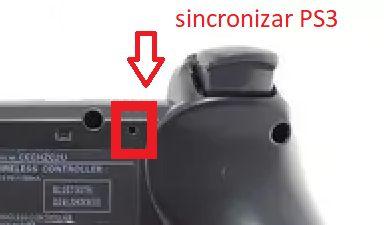 Sincronizar mando PS3 a PC