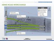 Henke Road Interchange