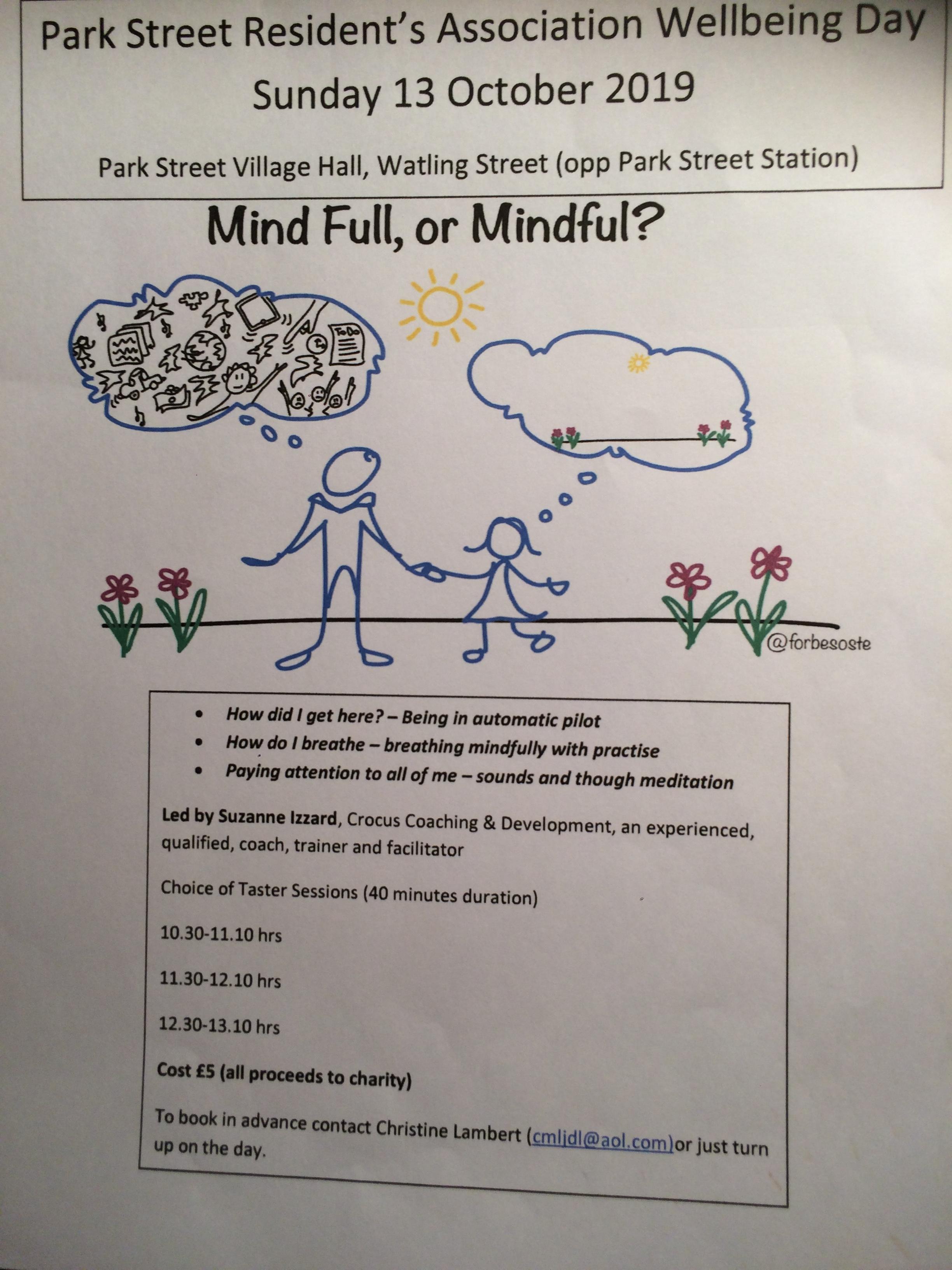Mindull, or Mindful?