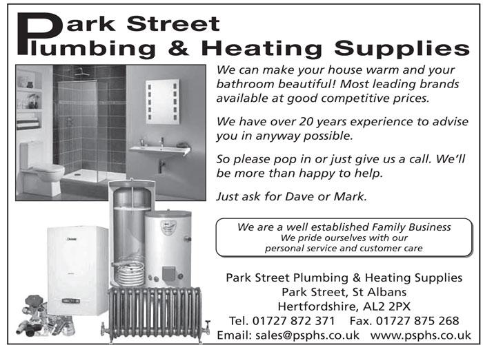 Park Street Plumbing & Heating Supplies