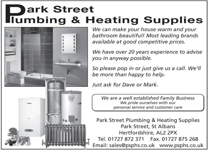Park Street Plumbing & Heating