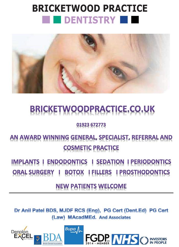 Bricket Wood Practice