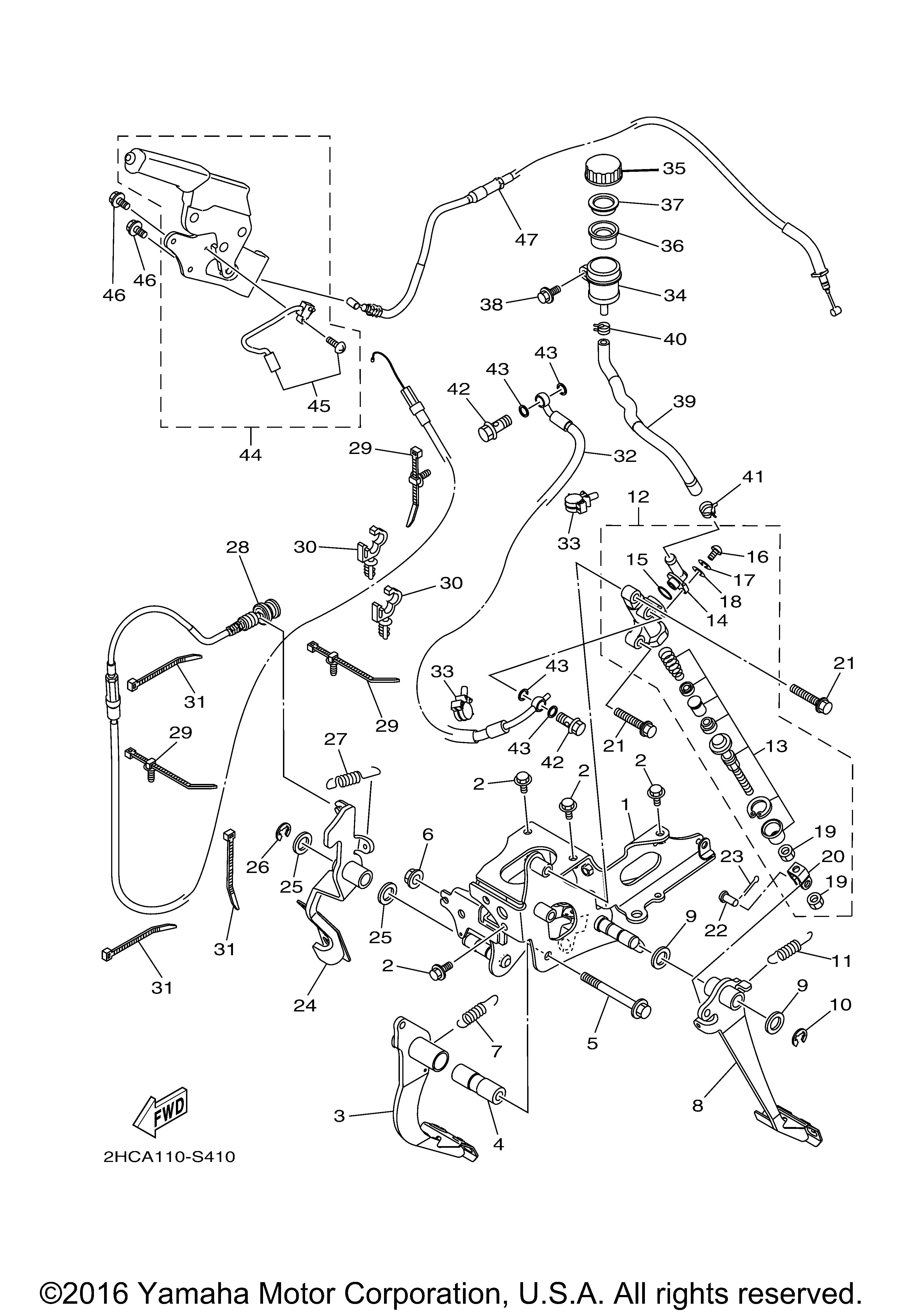 Taotao 49 Cc Wiring Diagram Com