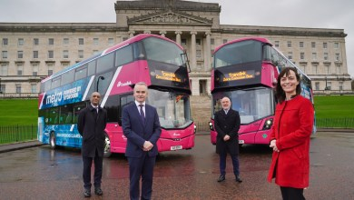 Photo of Ministers welcome arrival of first Hydrogen powered buses