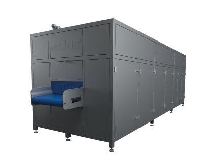 Naddeo - Drying Tunnel Aeolus/Zephyr/Zephyr Plus