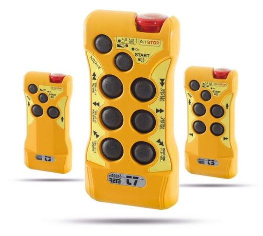 REMdevice - T Series Remote Controls