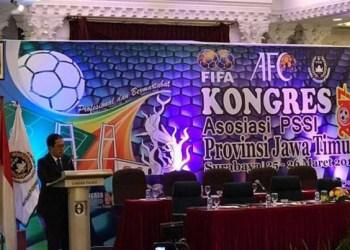 Kongres PSSI Pengprov Jawa Timur 2017