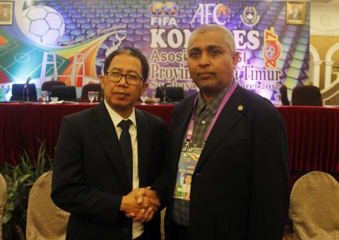 Kongress PSSI Jatim 2017