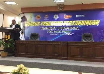 Asprov PSSI Jatim  Gelar Kursus Pengawas Pertandingan
