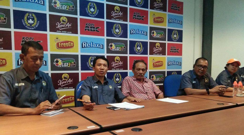 Asprov PSSI Jatim Lakukan Evaluasi Liga 3 dan U-17