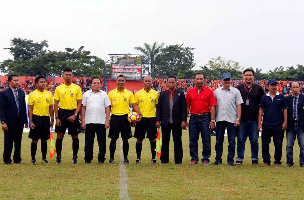 Pembukaan Liga 3 Kapal Api PSSI Jatim, Persibo Berbagi Angka 1-1 dengan Persedikab