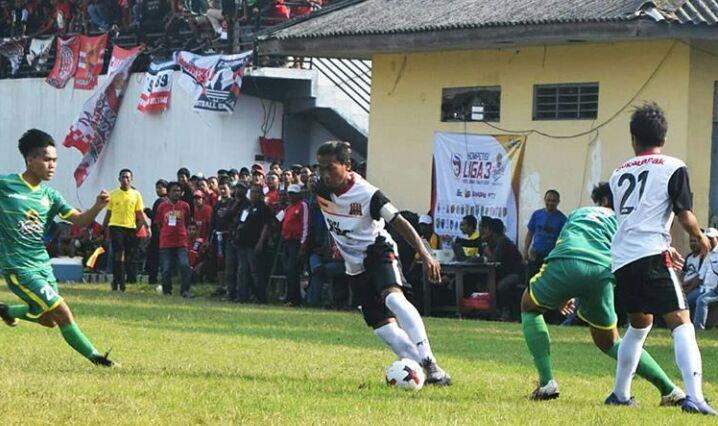 Deltras Berjaya di Kandang Mitra Surabaya