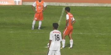 Laga Maestro Parabola vs Perseba Bangkalan