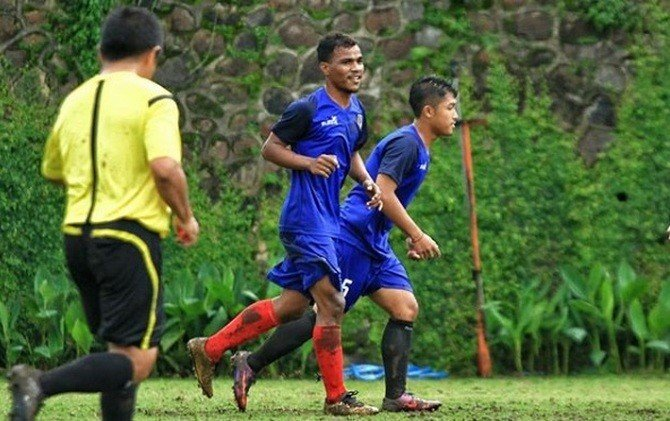 jawapos.com Malang United raih poin penuh di laga perdana Liga 3 Kapal Api PSSI Jatim.