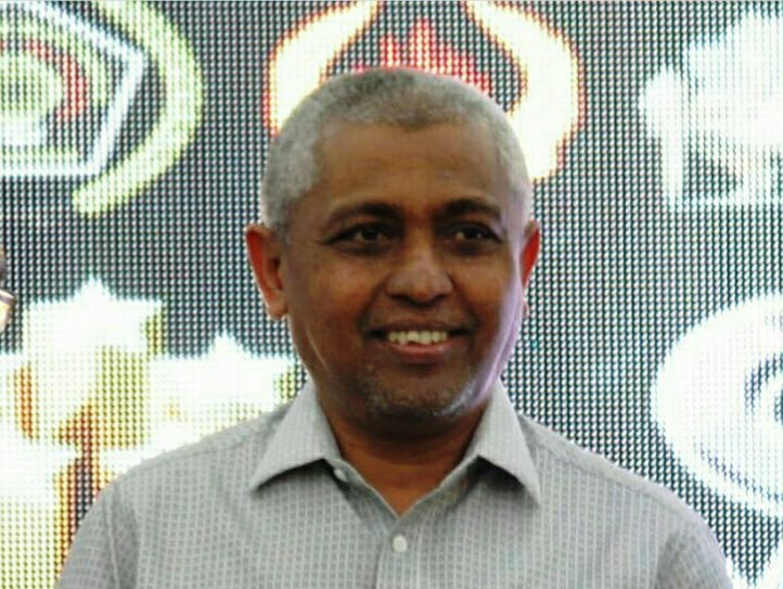 Ketua Umum Asprov PSSI Jatim Achmad Riyadh UB, Ph.D
