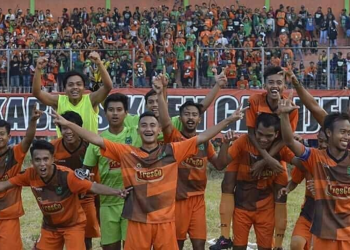 Persekabpas Lolos ke Semifinal Liga 3 Kapal Api PSSI Jatim