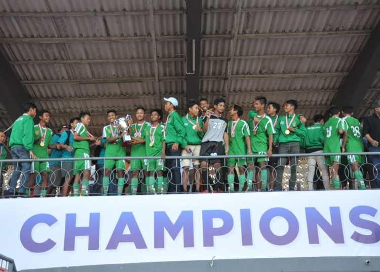 Bekuk Asifa, Persebaya U-17 Juara