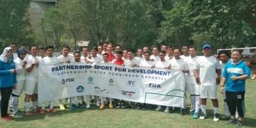 Tiga Daerah Gelar Kursus Lisensi D Nasional Sport for Development