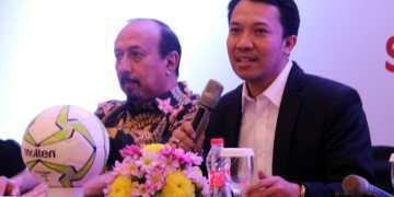 Sekretaris Asprov PSSI Jatim, Amir Burhanuddin.