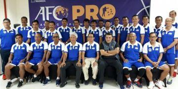 Tiga Anggota Komite Teknik Asprov PSSI Jatim Lulus AFC Pro