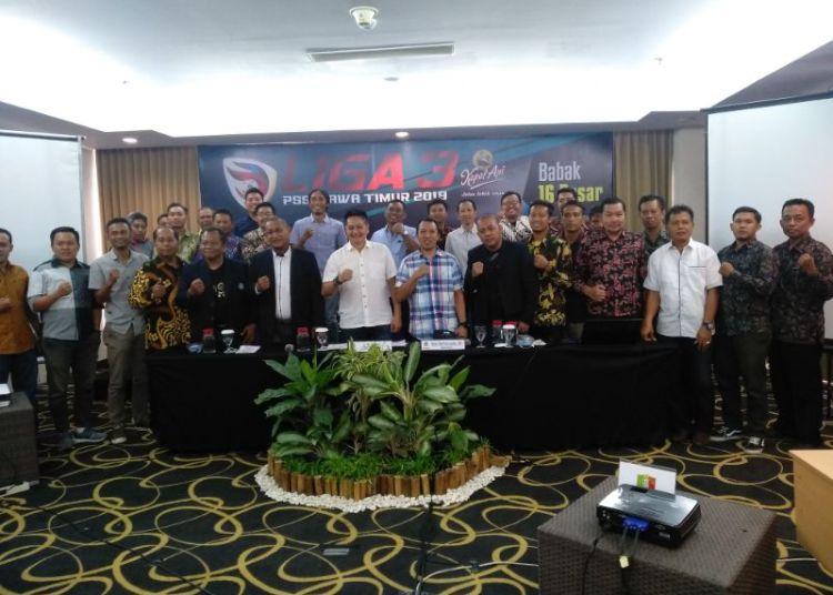 16 Besar Liga 3 Kapal Api Dimulai 5 November