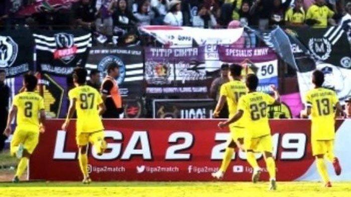 Gol Wimba Sutan Antar Persik Juara Liga 2 2019