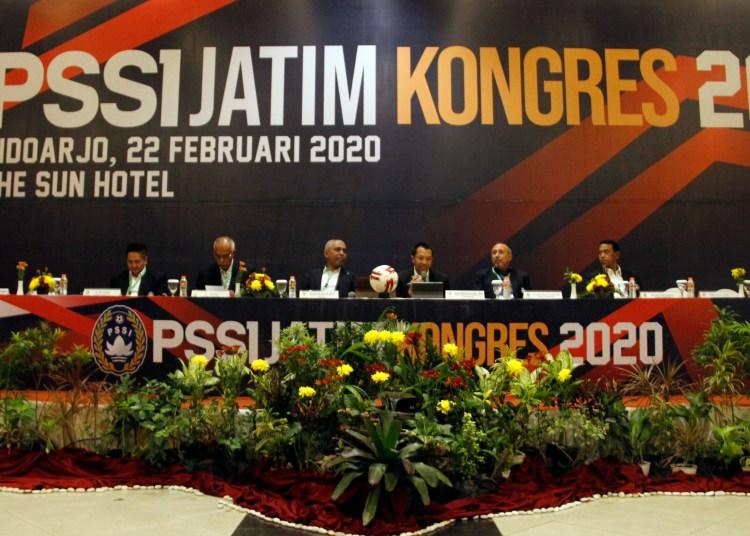 Inilah Hasil Kongres Tahunan PSSI Jatim