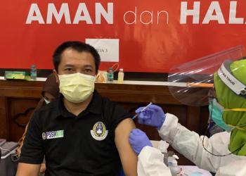 Klub, Askab dan Askot Diminta Ajukan Vaksinasi untuk Pesepakbola