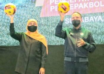 Sosialisasi Inpres Percepatan Sepakbola Dimulai dari Jawa Timur