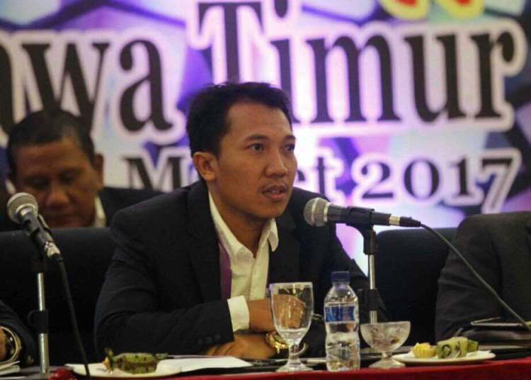Sekretaris Umum PSSI Jatim, Amir Burhannudin