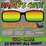 habib b'day bash