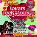 lovers rock lounge at PST