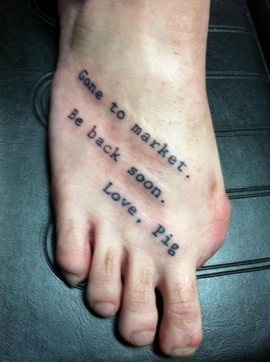 clever tattoos