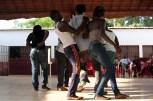 oficina de interpretação de Bissau