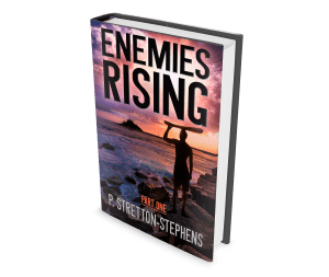 Cover of Enemies Rising Part 1