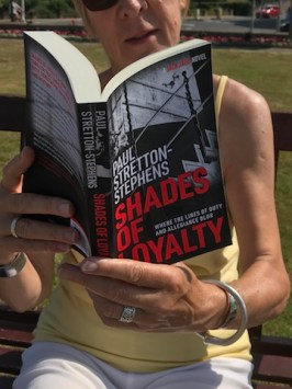 Where Are You Reading Shades of Loyalty