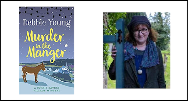 Author Debbie Young of the Sophie Sayers Village Mysteries