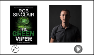 Rob Sinclair, author of The Green Viper