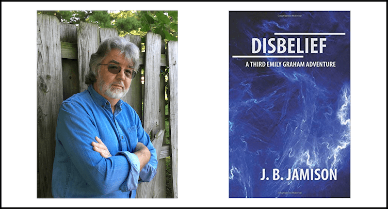 Disbelief, book 3 in the Emily Graham Series