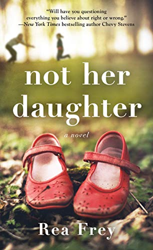 Rea Frey author of Not Her Daughter
