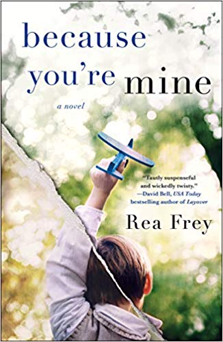 Rea Frey Author of Because You're Mine