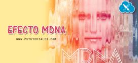 Efecto MDNA con Photoshop